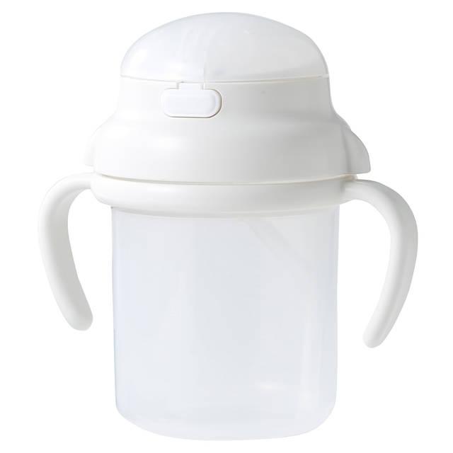 食洗機対応・ストローマグ 目盛容量200ml | 無印良品ネットストア (47098)
