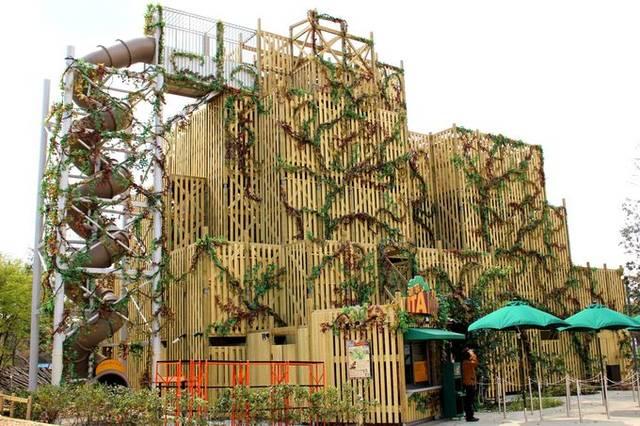 迷宮森殿 ITADAKI|ツインリンクもてぎ (51628)