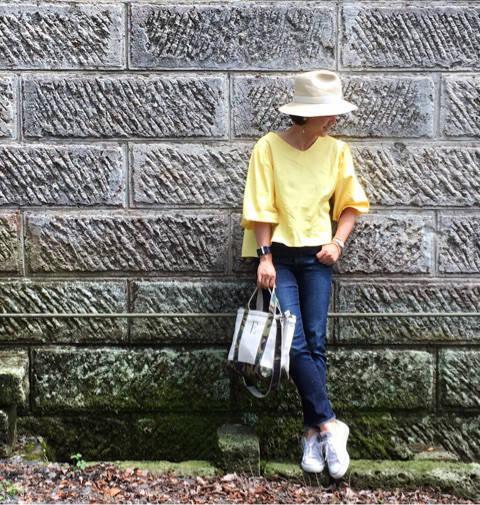 UNIQLOシガレットジーンズで息子とリンクコーデ。|35歳ママのプチプラを品良く着こなしたいファッションブログ (52525)