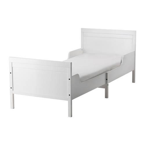 SUNDVIK 伸長式ベッドフレームとすのこ(組み合わせ)   - IKEA (52903)