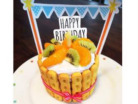 1歳 誕生日ケーキ ベビーダノン by hachi2016 [クックパッド] 簡単おいしいみんなのレシピが273万品 (54526)