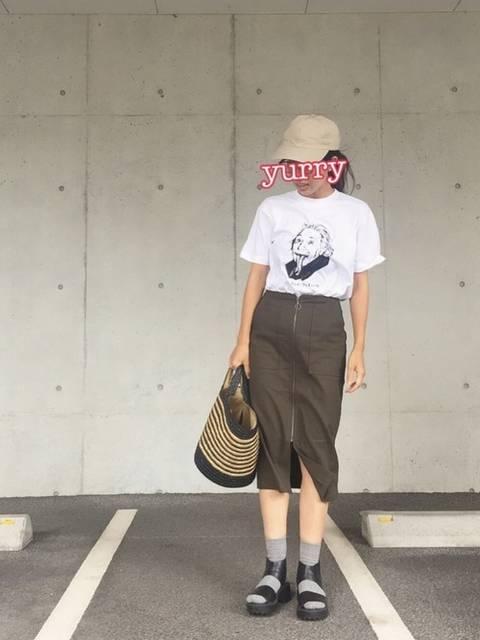 yurry|newhattanのキャップを使ったコーディネート - WEAR (59124)