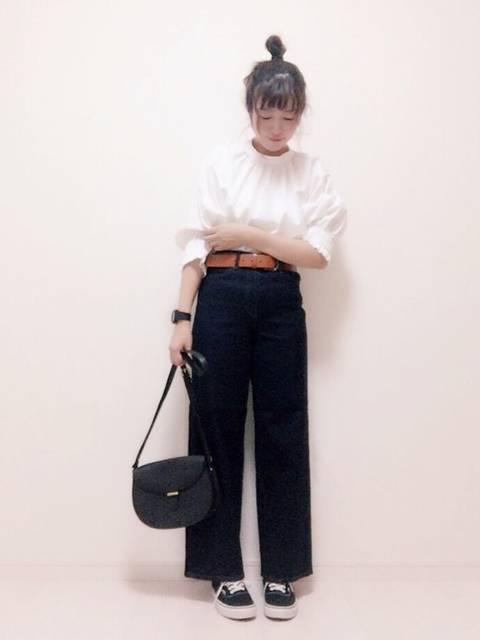 eiko|UNIQLOのシャツ・ブラウスを使ったコーディネート - WEAR (59658)
