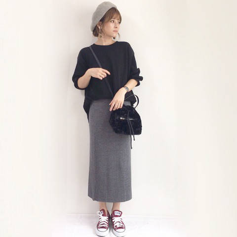 UNIQLOコーデまとめ♡|MAMA STYLE♡毎日が楽しみになるコーデ♡ (61548)