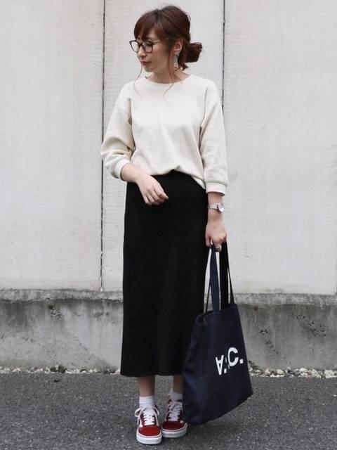 maiko |UNIQLOのTシャツ・カットソーを使ったコーディネート - WEAR (61567)