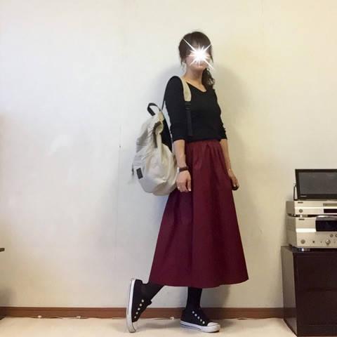 さすがに暑かったUNIQLO秋コーデ|nodoka's Diary (62686)