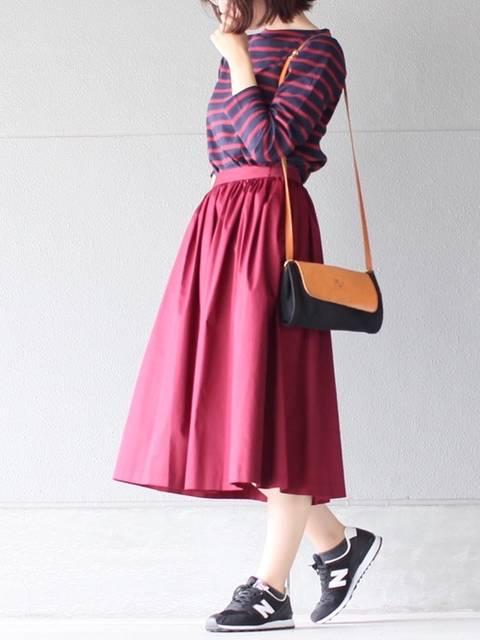 Yuuuu|UNIQLOのスカートを使ったコーディネート - WEAR (62695)