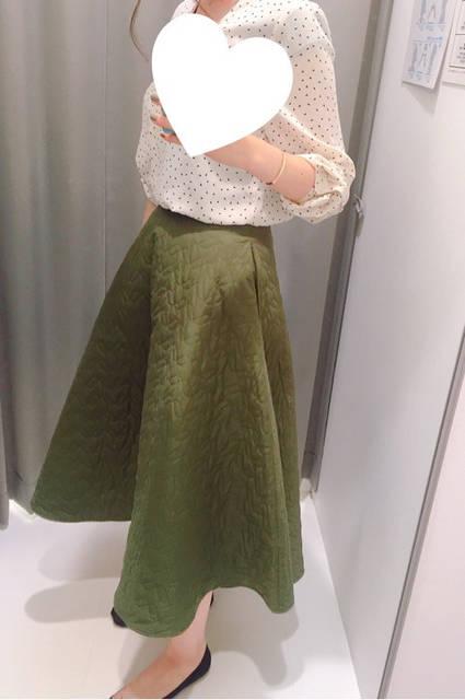 出遅れたけど出会えた♡!UNIQLOコラボスカートがかわいすぎる|東京26歳OL♡amiの恋活&プチプラ高見えファッションBLOG (62991)