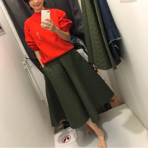 ユニクロ×JW ANDERSONを見てきましたよー!|ギャップ女子からサヨナラ。横浜ワーママライフ&ファッションスタイリストちか (62995)