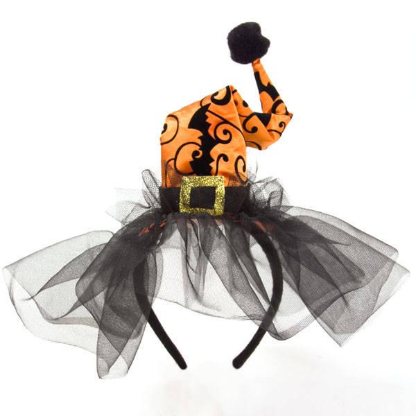 カチューシャ ハット5(オレンジ)