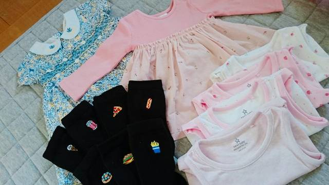 """なぎぽん酢 on Twitter: """"NEXTのベビー服が届いた❤️息子には通園用の靴下を。サイズ感がわかったからまた頼もう😌 https://t.co/KeZOas1Dn0"""" (73369)"""
