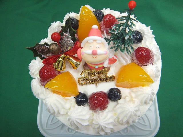 アレルギーケーキでハッピークリスマス☆ (73513)