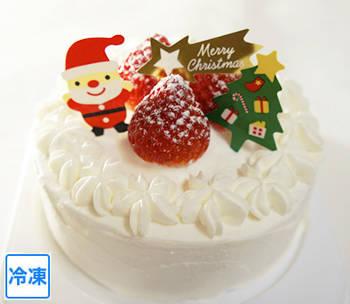 クリスマスケーキ2017 - 食物アレルギー対応食品の通販・販売専門店 【a-soken】 (73516)