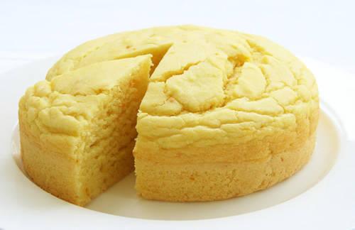 もぐもぐ工房の【冷凍】おこめのスポンジケーキ  /アレルギー対応食品 【もぐもぐ共和国】 (73521)