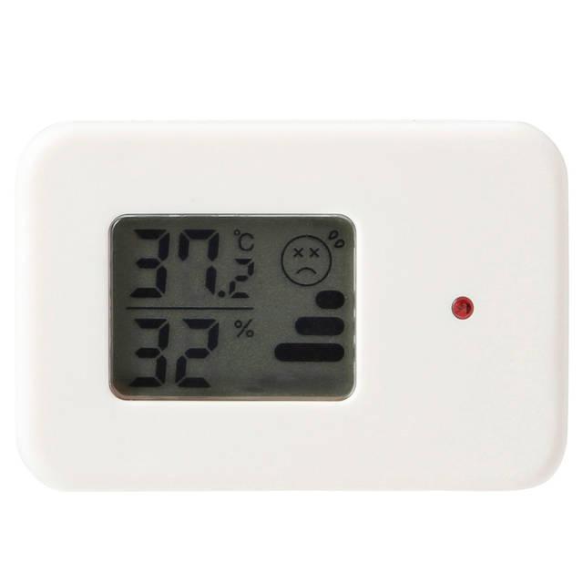 タグツール・温湿度計 ホワイト | 無印良品ネットストア (74724)