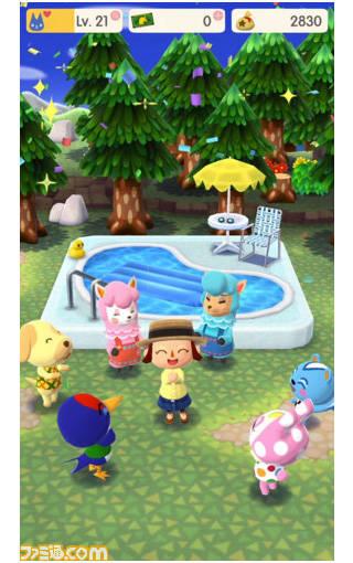 『どうぶつの森 ポケットキャンプ』App Store/Google Playで配信開始! - ファミ通.com (74995)