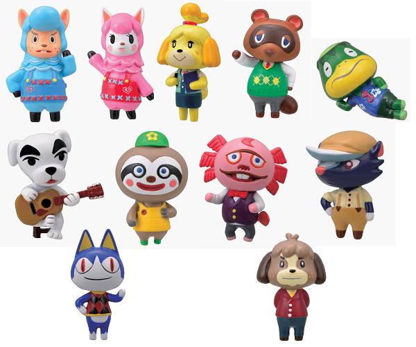 「どうぶつの森アプリ」どんなキャラクターがいるかを紹介します (75007)