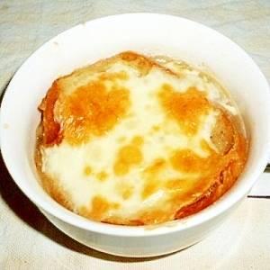 お家で作る簡単オニオングラタンスープ♪ レシピ・作り方 by じぇりねこ|楽天レシピ (75701)