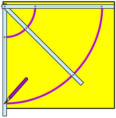 【おさいほう】360度(全円)のフレアスカート(脇ファスナー仕立て)の作り方 (75852)