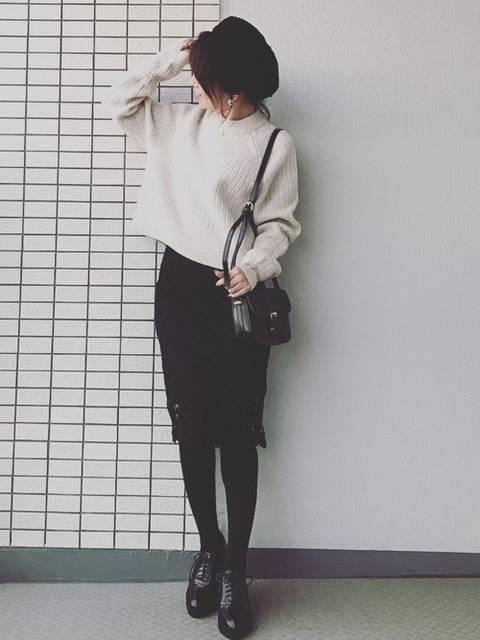 ♥hapiko♥|SHOO・LA・RUEのハンチング/ベレー帽を使ったコーディネート - WEAR (76262)