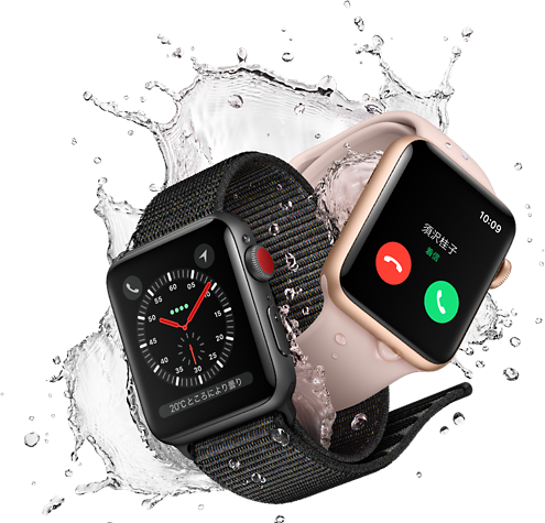 Apple Watch Series 3を購入 - Apple(日本) (79231)