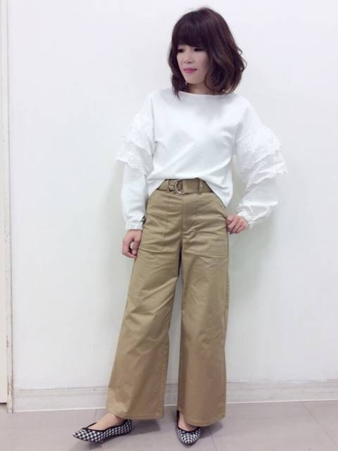 yamanaka miyuki    |GUのスウェットを使ったコーディネート - WEAR (80841)