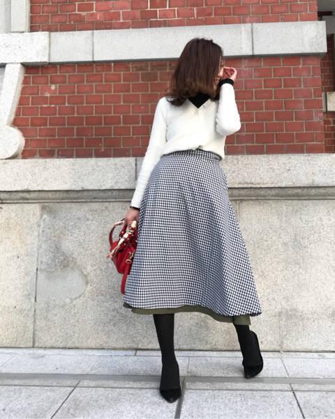Uniqlo  U購入品でレイヤードスタイル!防寒ばっちりなのに春っぽい裏ワザ|Fashion victim diary.〜プチプラでファッショニスタになるのだ〜 (81693)