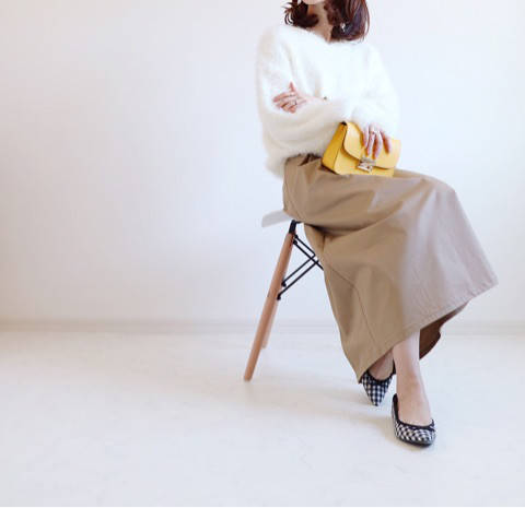 Code♡GU春スカートがシンプルかわいい!|yonnieのブログ**おしゃれもキレイも。欲ばりワーママ宣言** (82214)