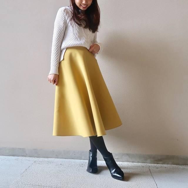 "Asumi on Instagram: ""今日の私服✨ @an19aug さんに撮って貰いました🐥 果たして、これから続けられるのか! . knit #unitedarrows  skirt #birthdaybash  shoes #stellamccartney  pierce #ritacrystals . .…"" (82538)"