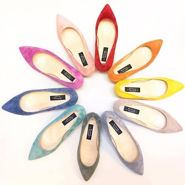 """神戸洋靴店 on Instagram: """"Webショップからのオーダーも可能です✨ 新作カラーも追加されますので 是非、ご覧ください☺️🎶 #パンプス #shoes #pumps #cute #fashion #cool #ss18 #足元くらぶ#神戸…"""" (82849)"""