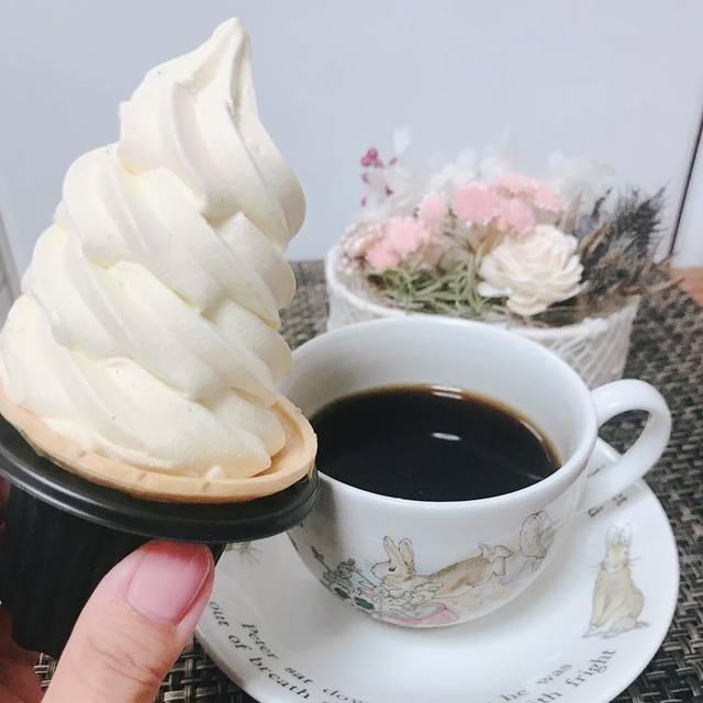"""Yui Fukuyama on Instagram: """". 1日頑張ったご褒美に、 #glico の #SUNAO で coffee time☕️✨ . 豆乳が使用されたSUNAOは  #砂糖不使用 #食物繊維たっぷり 🍦✨ カロリーは、なんと80kcal❤罪悪感なく食べられちゃいます✨ .…"""" (83535)"""