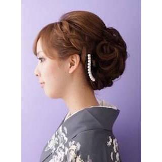 卒業式の母親の髪型で着物に合う髪型2018!ロング・ショート・ミディアムを紹介! (84335)