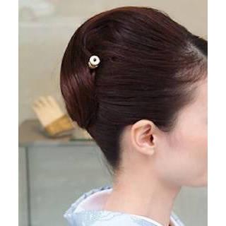 卒業式の母親の髪型で着物に合う髪型2018!ロング・ショート・ミディアムを紹介! (84336)