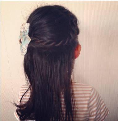 小学校の入学式!女の子の髪型は可愛くキュートに♪ | びゅーてぃふるらいふ (84931)