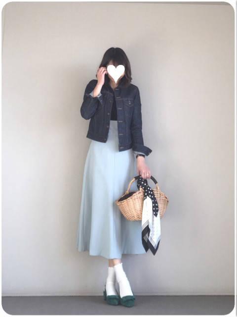 【GU】色ヨシ・丈ヨシ・価格ヨシ♡ママに優しいGUスカートで面談コーデ|yu-co's CLOSET~プチプラで♡きれいめカジュアルな毎日ママコーデ (85699)