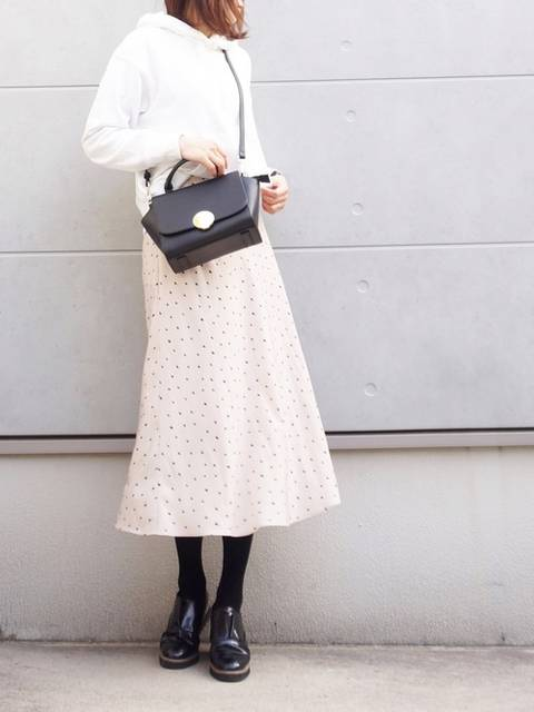 Etsuko|I-SOOKのスカートを使ったコーディネート - WEAR (86008)