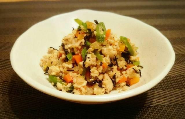 野菜たっぷり♪常備菜に♡栄養満点炒り豆腐 by *…puni…* 【クックパッド】 簡単おいしいみんなのレシピが285万品 (86770)