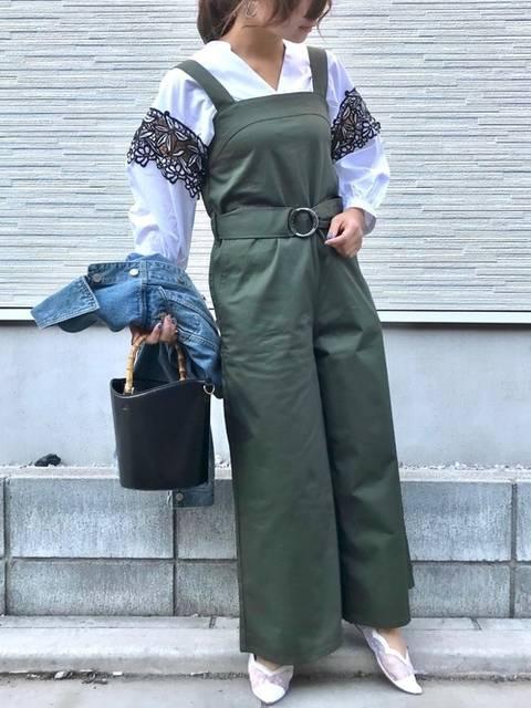 Taiyou|GUのシャツ・ブラウスを使ったコーディネート - WEAR (86952)