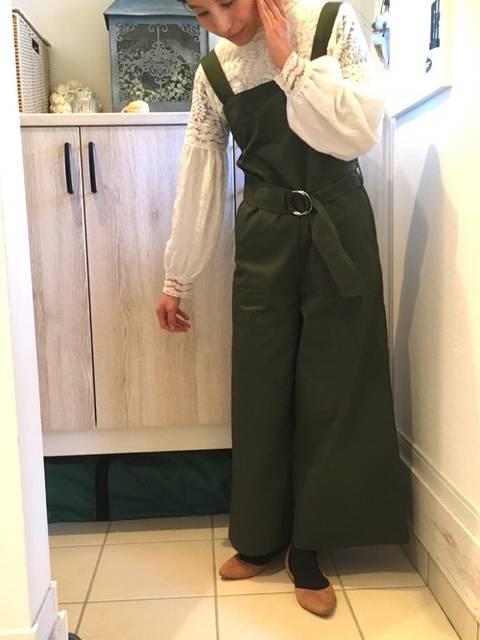 yurrr.t|Omekashiのシャツ/ブラウスを使ったコーディネート - WEAR (86954)