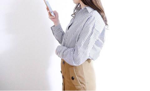 UNIQLO人気の春シャツで♡暖かいけど春っぽさもあるシャツコーデ | きれいめOLの上品高見え♡プチプラコーデ (88464)