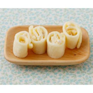バナナクレープ|離乳食レシピ|プレママ(妊婦)・ママ情報なら和光堂わこちゃんカフェ (91572)