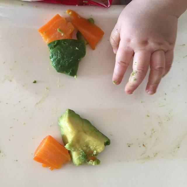 """こうたママ❤️肥多媽咪 on Instagram: """"今日はblwの11日目😆ちょー汚くなる😂どんどん上手食べてる〜♪ #こうた #港日b #baby #babykouta #blwday11 #12月生まれ #赤ちゃん主導の離乳食"""" (91614)"""