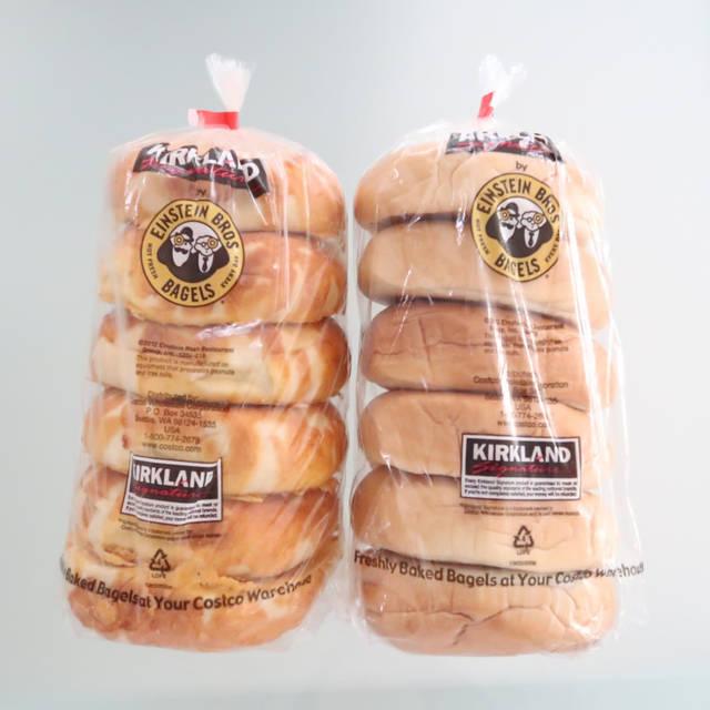 コストコ購入品☆コスパ最高のベーグルとお菓子 | 白いお家のブログ (94001)