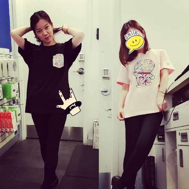 "Coco Li on Instagram: ""#uniqlo #doraemon #takashimurakami #村上隆 #哆啦a梦 #机器猫 #小叮当 #doraemontakashimurakami #uniqlodoraemon #どらえもん #村上隆 #ユニクロ #doraemonut…"" (94360)"