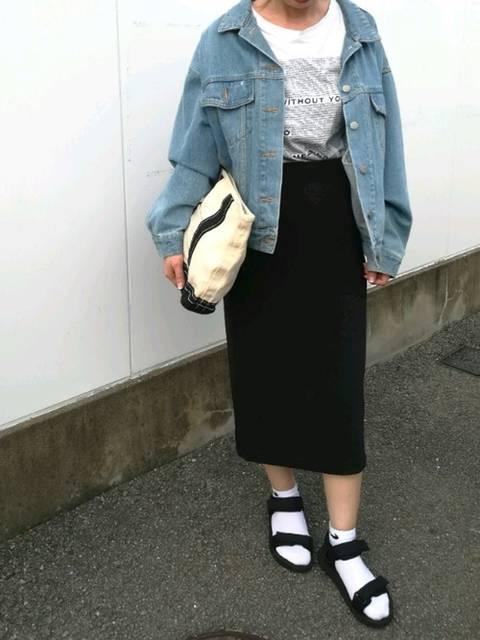 Y☆|ZARAのスカートを使ったコーディネート - WEAR (94471)