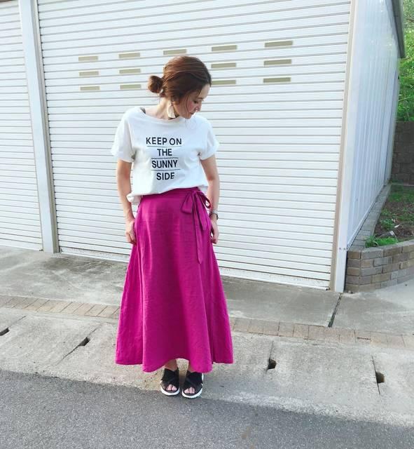 """ゆか on Instagram: """"最近、この色に惹かれます☺️ . 大人にも着れるPINK❤ . . 関係ないですが、花のち晴れのヒロインの相手役←名前がわかりません😂  にハマっている我が子... . . 今日、Mステにでてるので、只今釘付けでみてます笑 . #イケメンすぎるらしい笑…"""" (94475)"""