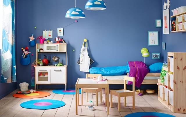 お絵描きして、遊んで、お片づけも - IKEA (95829)