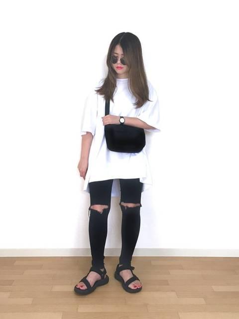 ayana |H&MのClothing#Accessories#Eyewear#Sunglassesを使ったコーディネート - WEAR (96149)