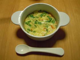 離乳食後期☆簡単レンチン茶碗蒸し by dechikg 【クックパッド】 簡単おいしいみんなのレシピが291万品 (96368)