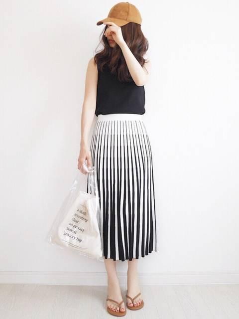 tomomiyu0920|PLSTのスカートを使ったコーディネート - WEAR (96620)